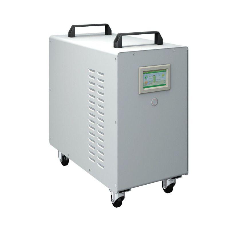 PowerOak - PowerOak PS1 55200mAh / 200Wh solar AC/DC generator - Powerbanks - PS1