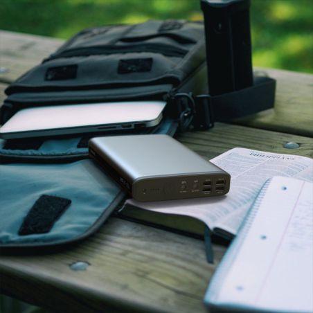 PowerOak - PowerOak K2 solar 185Wh / 50000mAh laptop powerbank - Powerbanks - K2-S