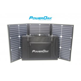 PowerOak S60 solar foldable panel 60W/18V