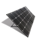 - PowerOak S100 solar foldable panel 100W/18V - Solar panels - S100