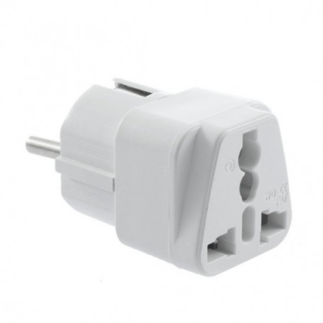 - Universal Travel Power Adapter (EU to US / AU / UK plugs) - Connectivity - PS-Universal