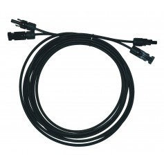 - Solar panel extension cable 5m (Ölflex Solar XLS-R Twin 2x 4mm²) - Connectivity - Solar-5M