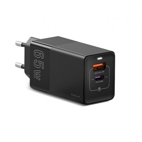 - PowerOak C65 65W PD 3.0 GaN charger QC4.0 - Connectivity - C65