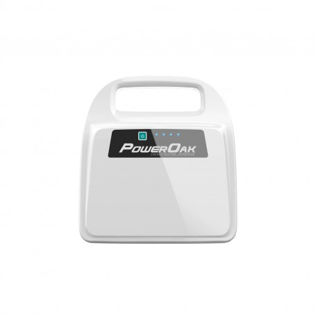 PowerOak - PowerOak K9 solar 345Wh / 93000mAh laptop powerbank - Powerbanks - K9